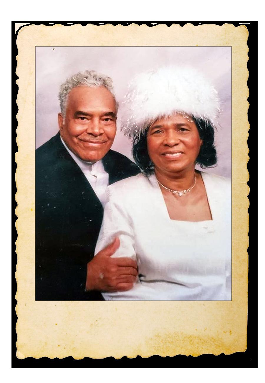 Apostle Joseph D. Bryan and Dr. Pearl V. Bryan